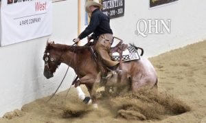 TRR Roan Lil Playgun & Trinity Haggard. • Photo by Molly Montag.